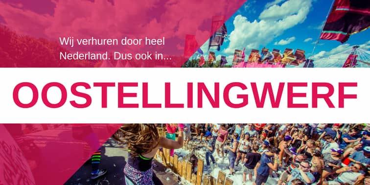 Friesland, (happy) hardcore feest