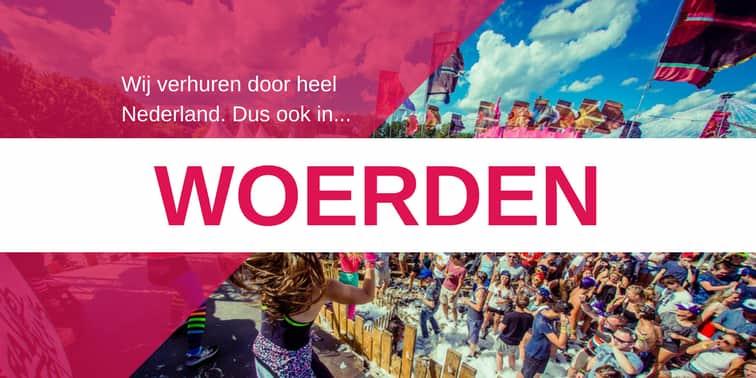 Utrecht, tentfeest